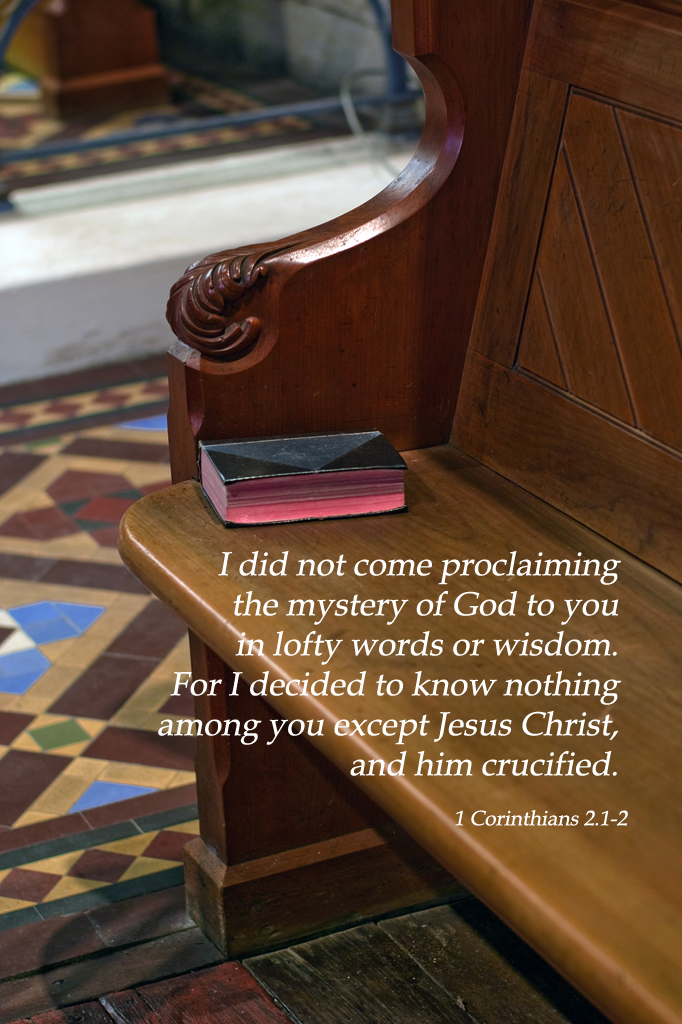 The Great Offense: Was Jesus Really Crucified?   Desiring God