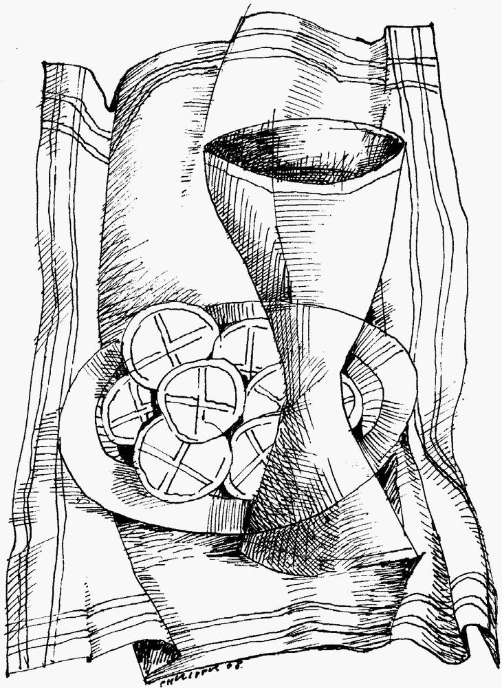 Clipart Eucharist