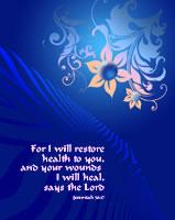 Jeremiah 30.17