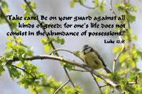 Luke12.15