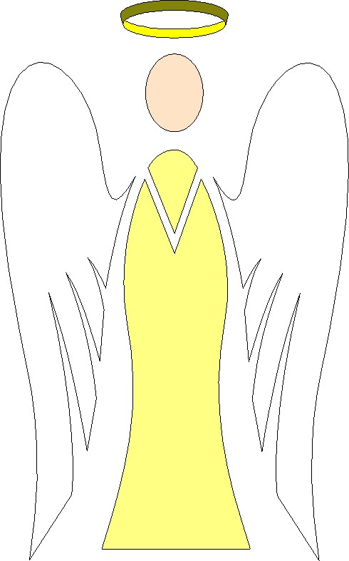 Angels clipart 3 for Angel clipart