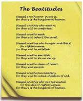 8 catholic beatitudes