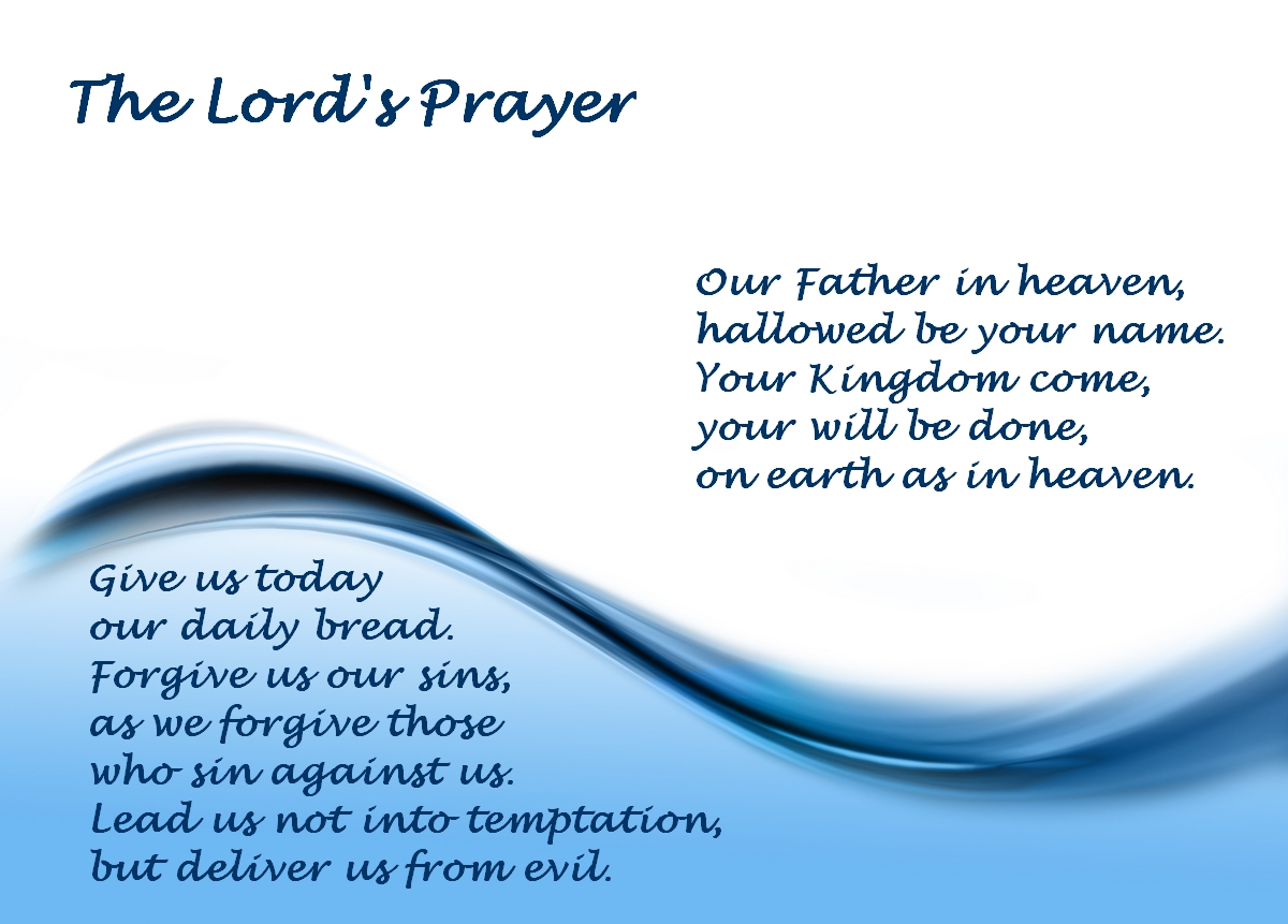 Our Daily Bread For Kids Sample Edition - Lord s prayer