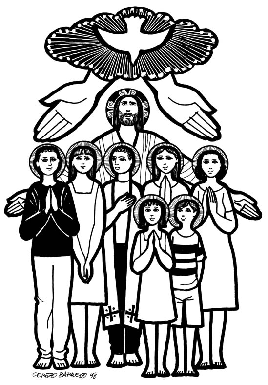 Catholic Confirmation Clip Art Scripture clipart - this is