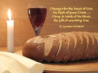 Ignatius of Antioch art poster